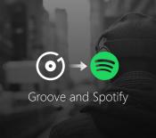 Spotify en passe de récupérer les utilisateurs de Groove Music (Microsoft)