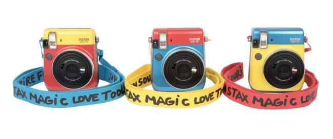 Fujifilm Instax Mini Castelbajac