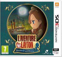 Test de L'Aventure Layton (3DS) : Passage de relais réussi ?