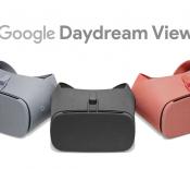 Google met de la couleur dans ses casques de VR Daydream View
