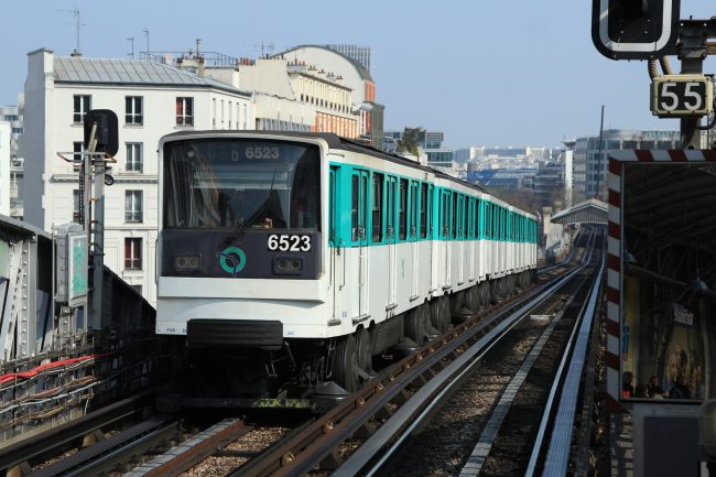 metro paris navigo