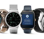 Les montres Android Wear disparaissent du site de Google