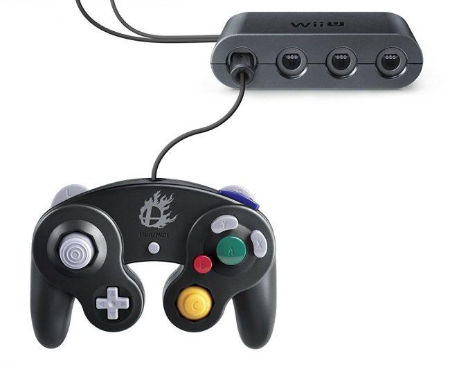 Adaptateur pour les manettes NGC sur Wii U