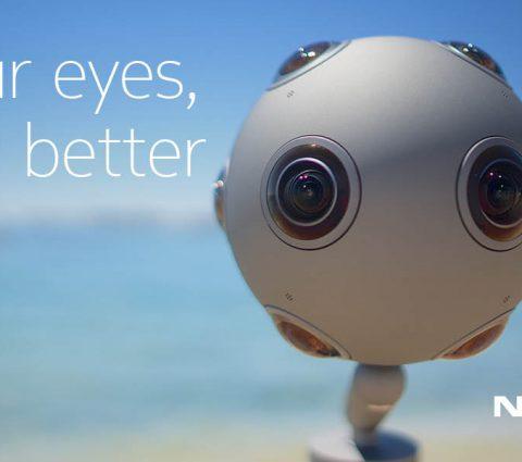 Nokia renonce à sa caméra OZO VR et mise tout sur la santé