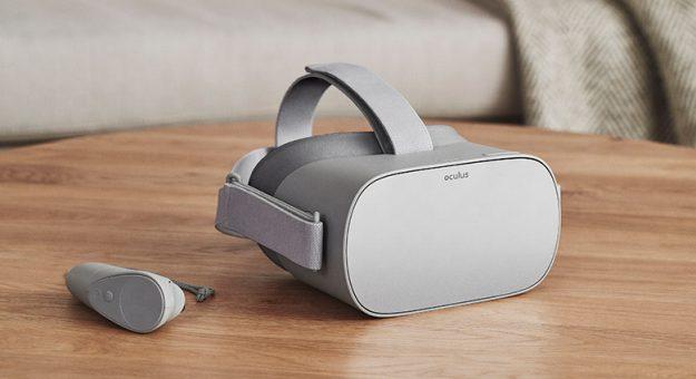 Oculus Go : baisse de prix définitive pour le casque VR autonome de Facebook