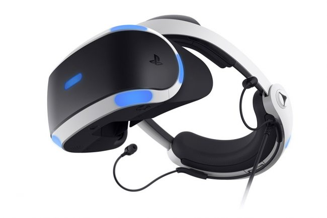 Playstation VR 2e gen.