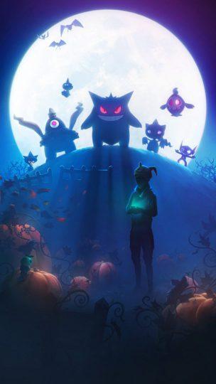 Halloween dans Pokémon Go