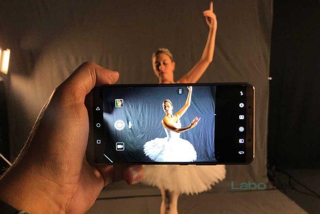 Prise en main Huawei Mate 10 Pro