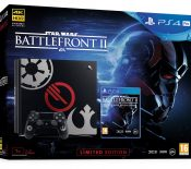 La PlayStation 4 se paie deux bundles avec Star Wars Battlefront 2