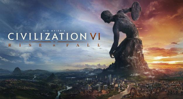 Civilization VI Rise and Fall