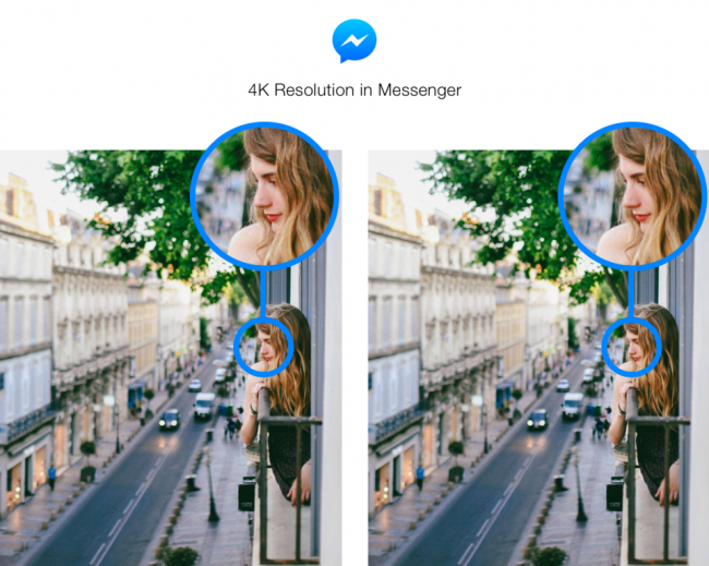 Facebook Messenger 4K