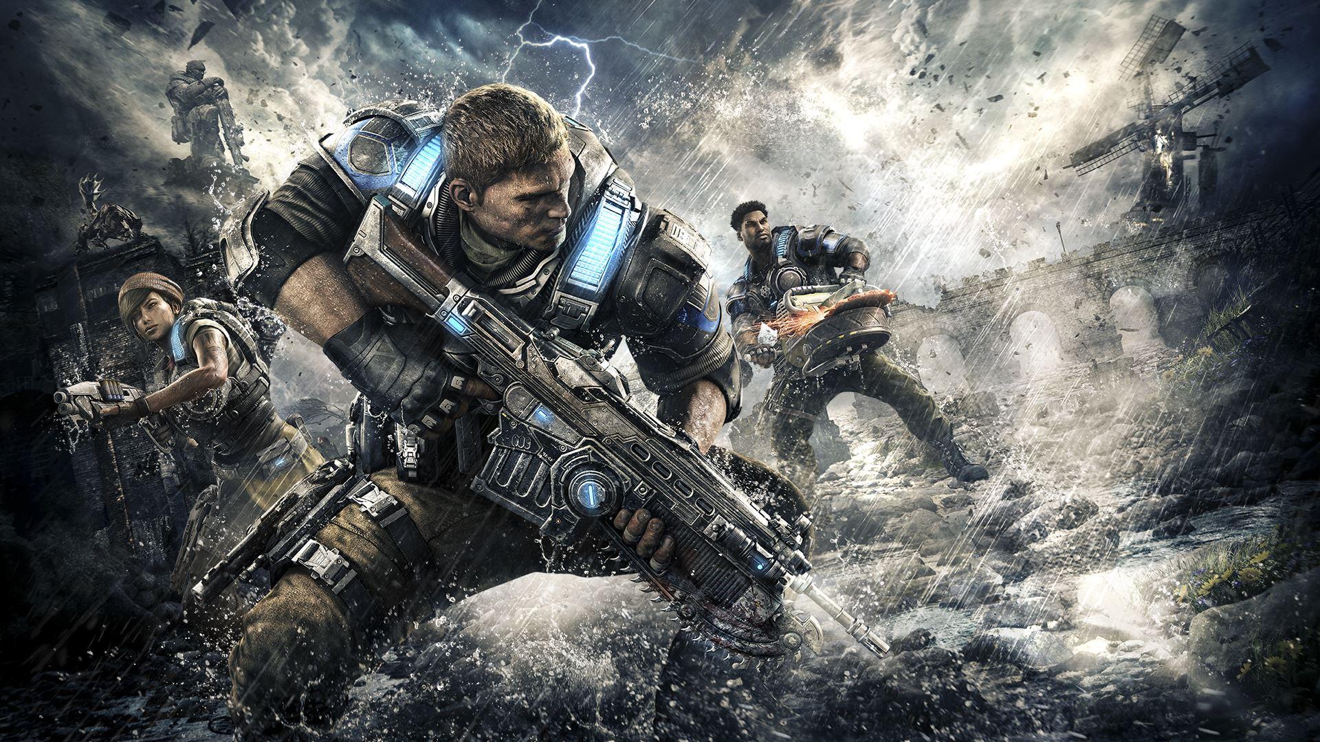 Gears of War 4 Microsoft Store Black Friday