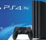 Black Friday – La PlayStation 4 Pro accompagnée de 5 jeux à 449 euros