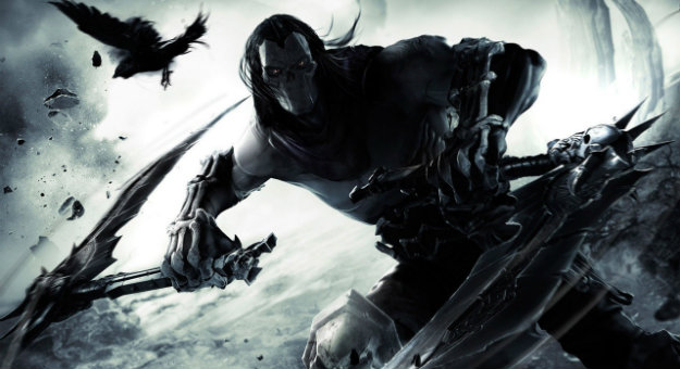 PlayStation Plus décembre darksiders II deathinitive edition