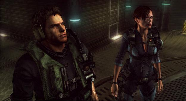 Resident Evil Revelations 2 Switch