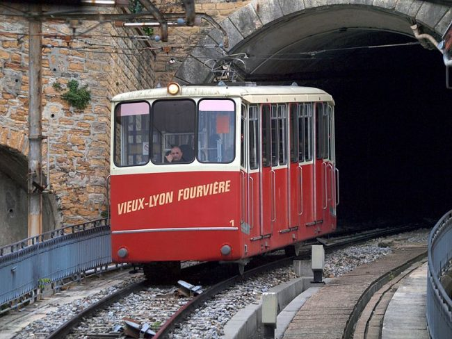 funiculaire lyon