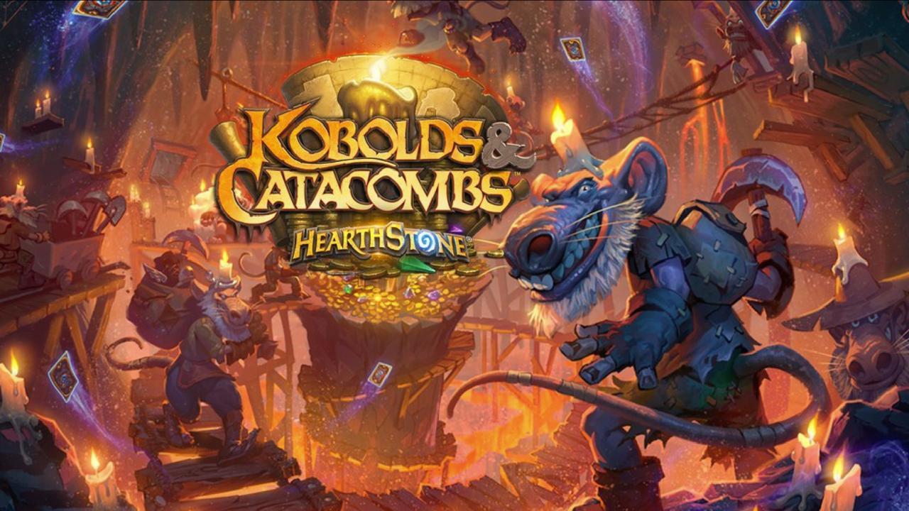hearthstones extensions kobolds et catacombes