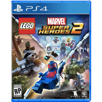 Test de LEGO Marvel Super Heroes 2 : Comics de bric et de broc