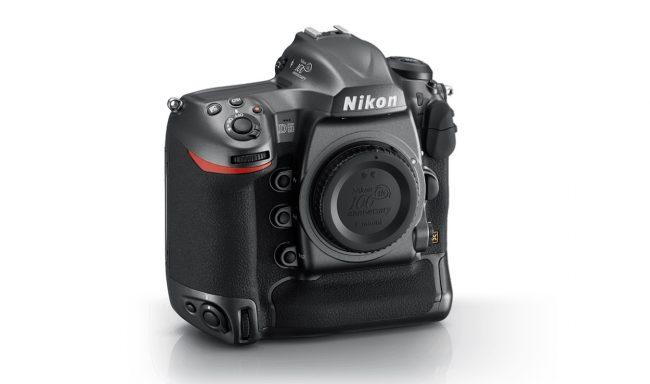 Édition 100e anniversaire du Nikon D5