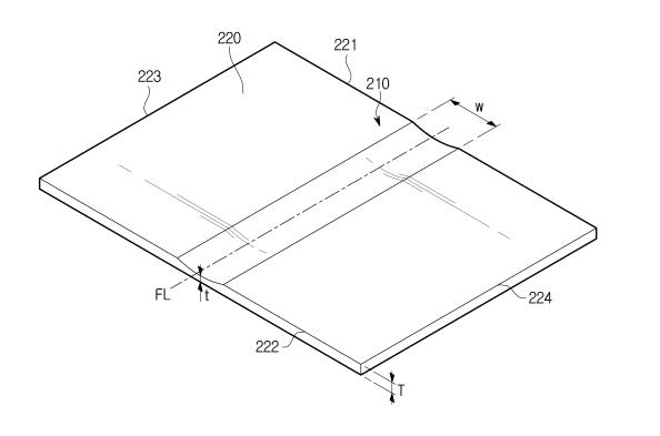 samsung tablette ecran pliable