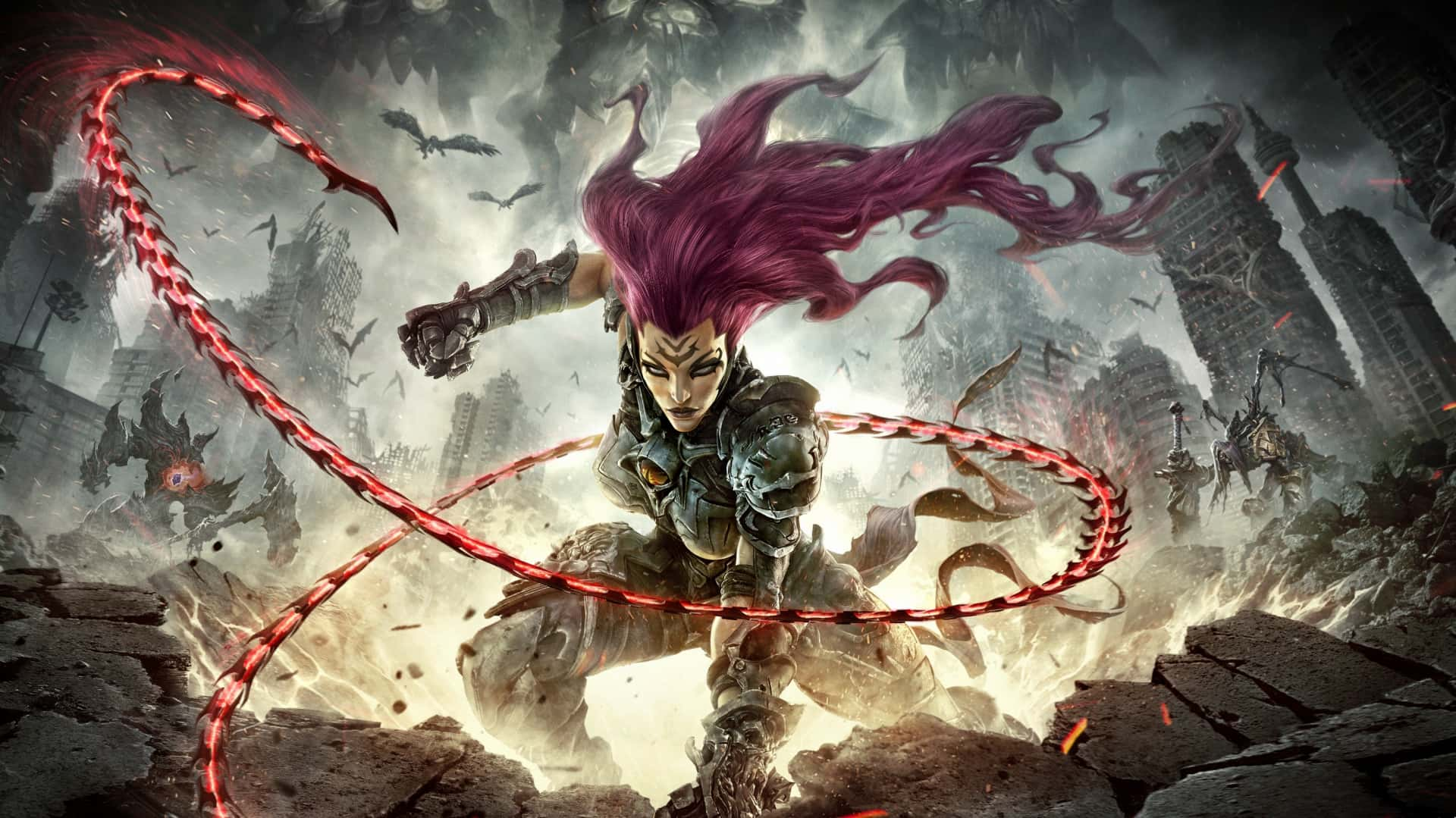 Darksiders III THQ Nordic