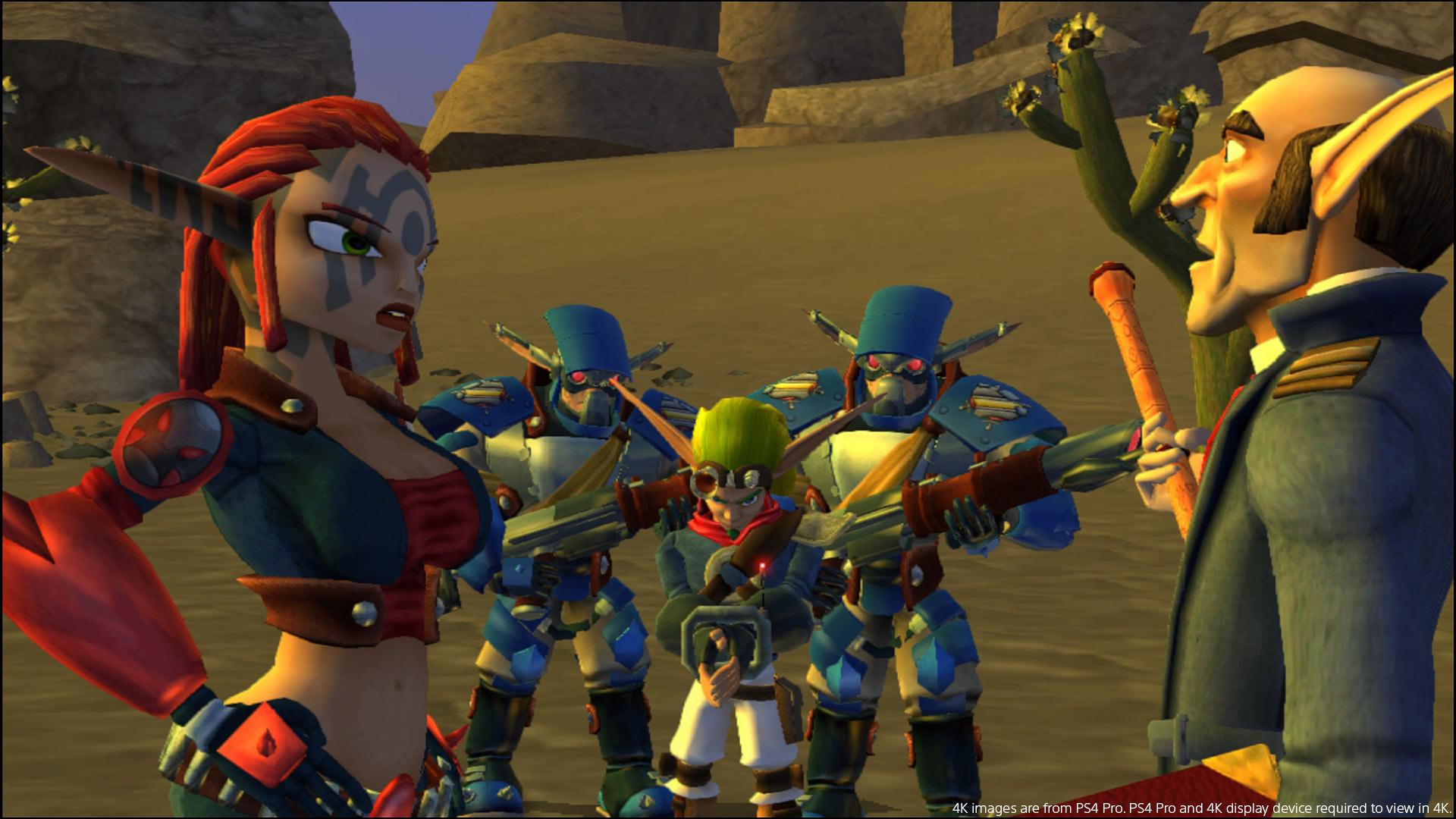Jak and Daxter PlayStation 4 PS4