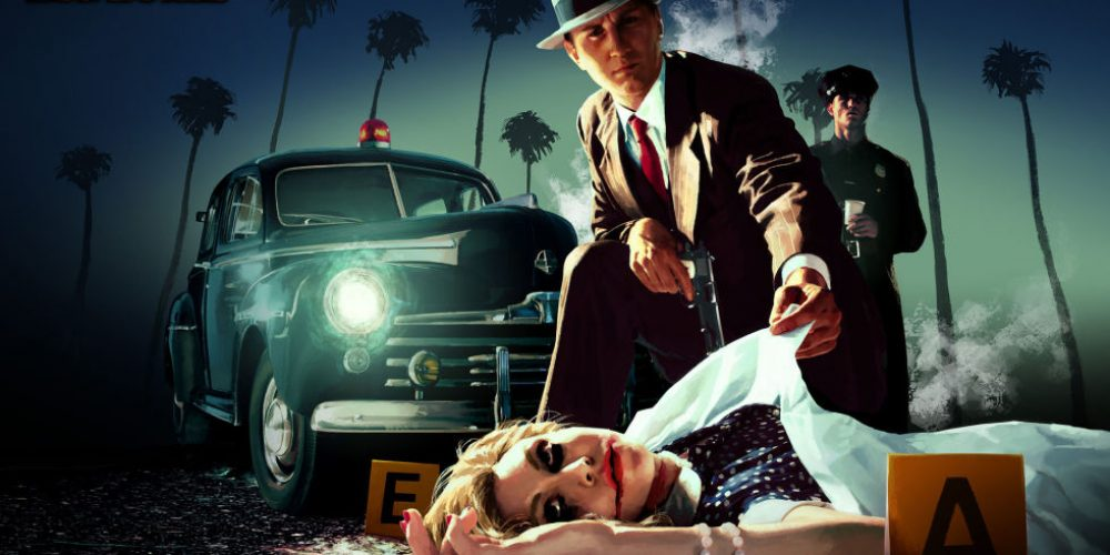 LA Noire the VR Case Files 1