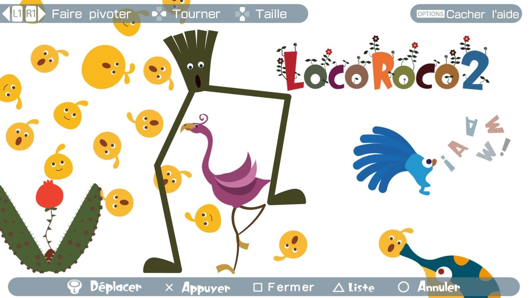 LocoRoco 2 Remastered