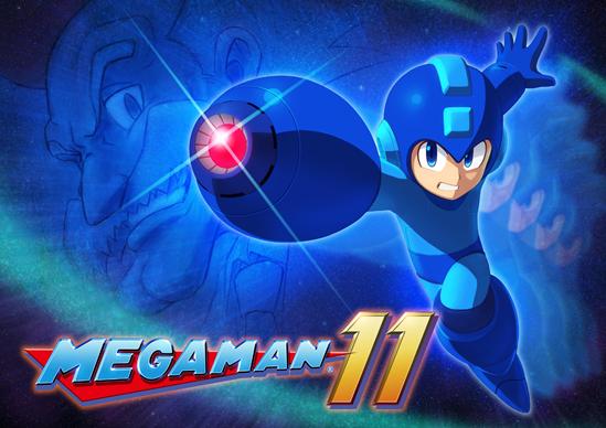 Mega Man 11 Capcom Mega Man