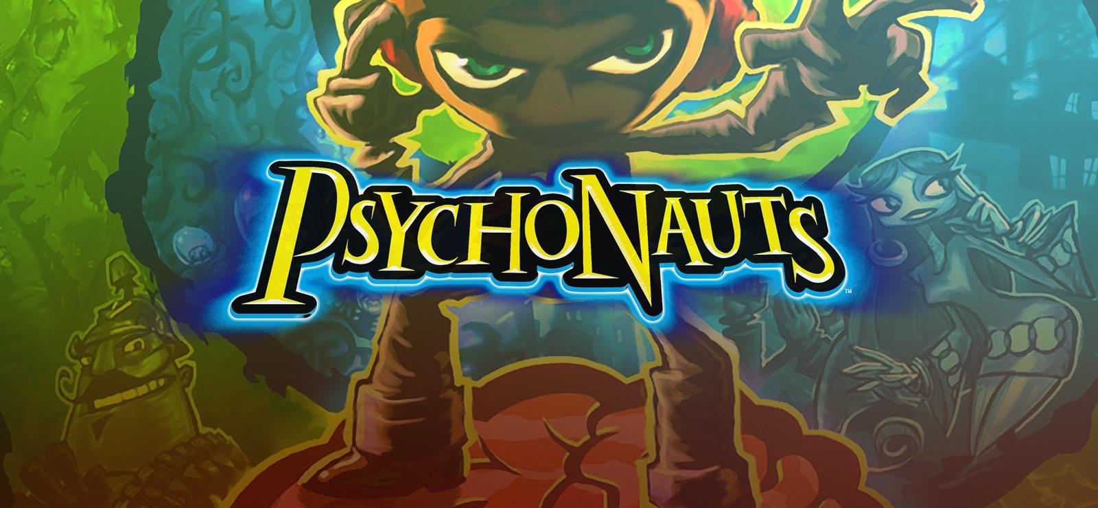 Psychonauts 2 Double Fine
