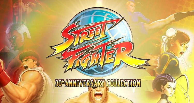 Street Fighter 30th Anniversation Collection