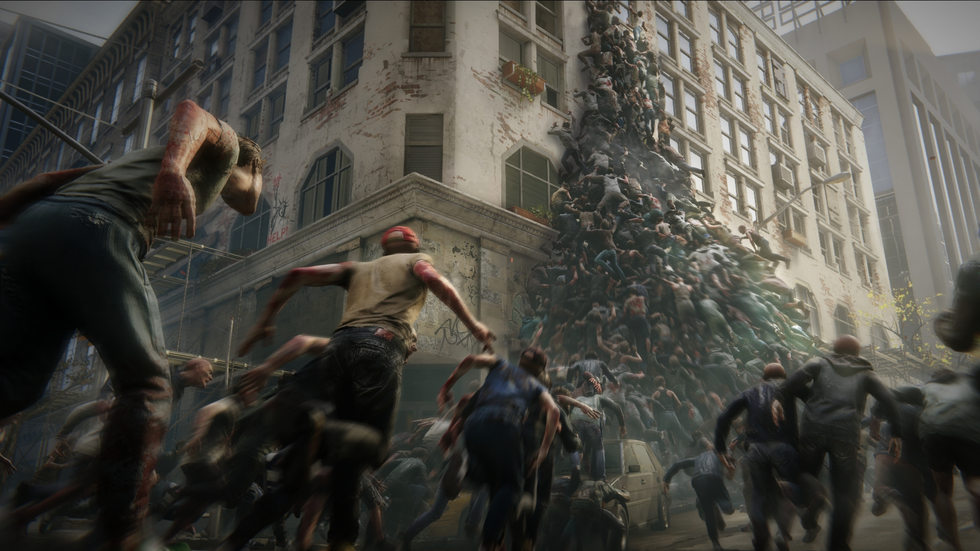 World War Z Paramount