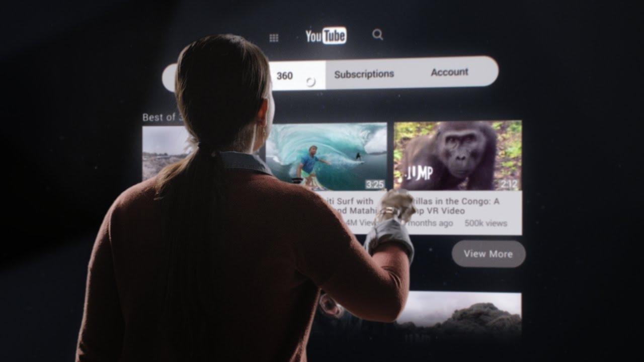 Youtube VR Google Steam
