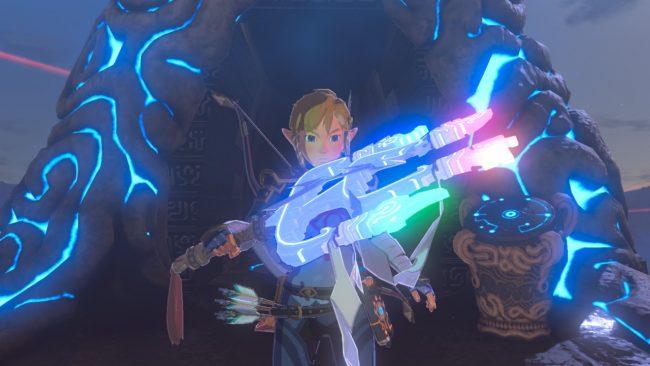 Zelda Ode aux Prodige