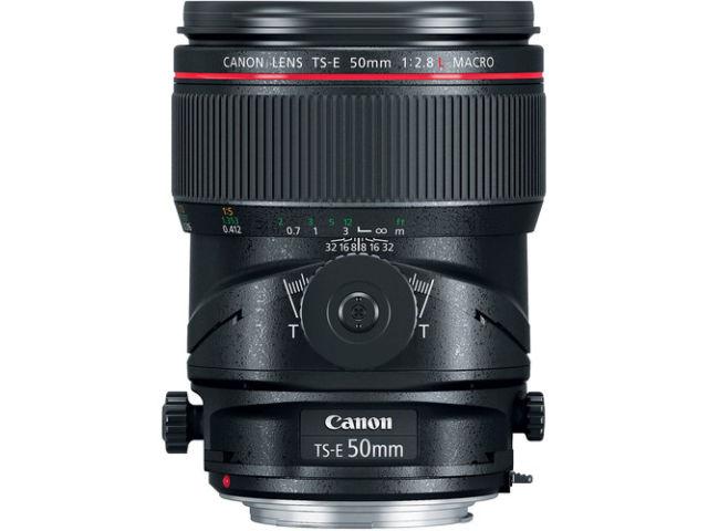canon ts e 50 mm