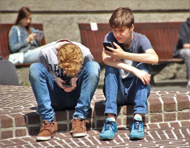 gosses smartphone