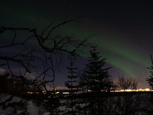 panasonic g9 aurore boreale