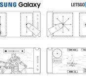 Samsung : un brevet pour un smartphone à deux écrans et aux faux airs de console de jeu