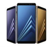 Samsung Galaxy A8 et A8+ (2018) : toujours plus près des Galaxy S et Note