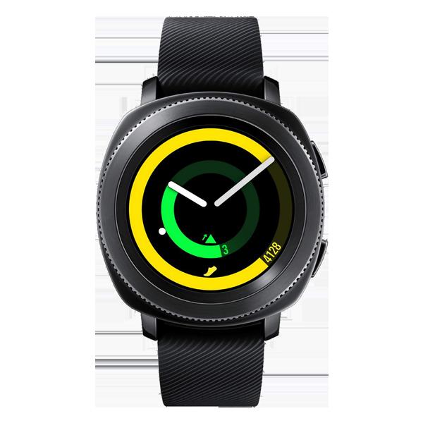 Test de la Samsung Gear Sport : plus petite, plus polyvalente