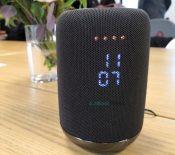 Sony LF-S50G : un vrai concurrent pour le Google Home ?