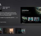 Tidal arrive sur les téléviseurs, via l'Apple TV et Android TV