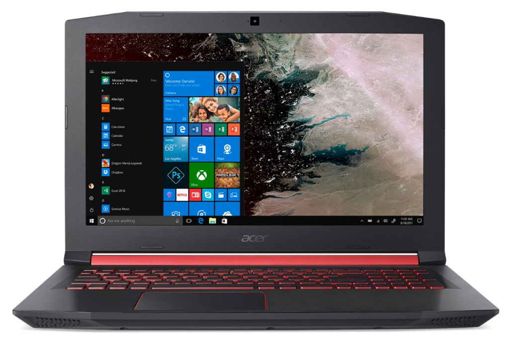 Acer Nitro 5 CES 2018