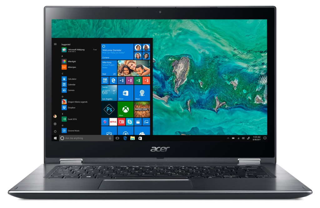 Acer Spin 3 CES 2018