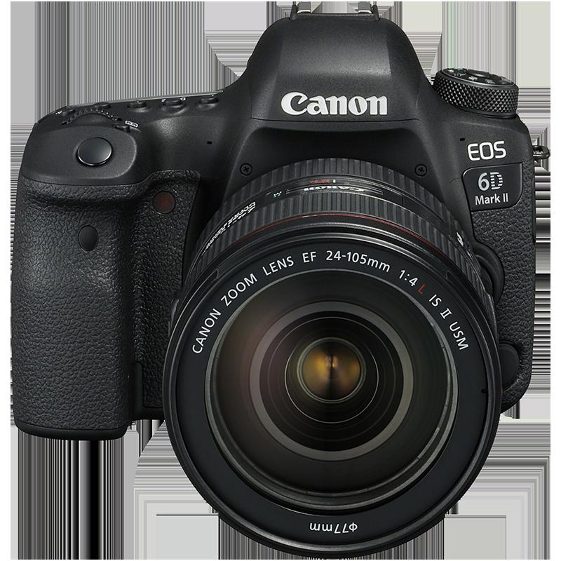 CANON EOS 6D Mark II 24-105