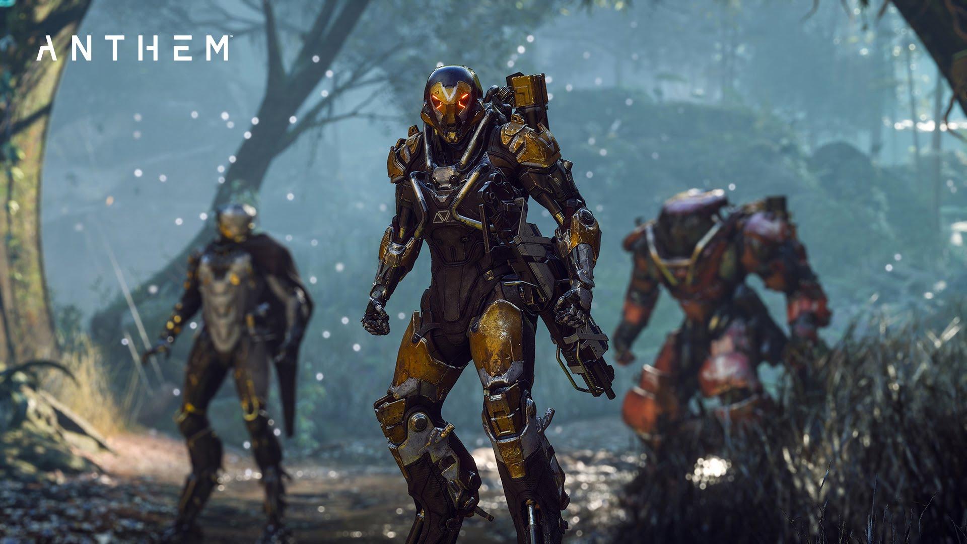 Electronic Arts Anthem résultats