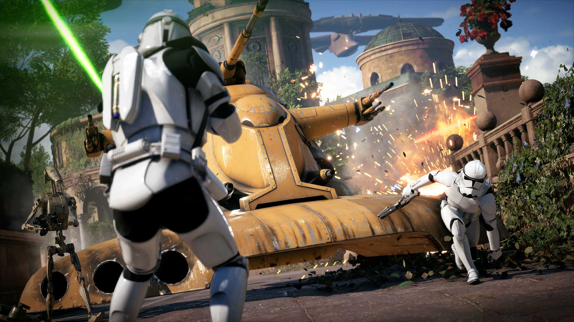 Electronic Arts Battlefront II résultats
