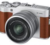 [MAJ] Fujifilm X-A5 : les amateurs de selfies et vlogueurs en ligne de mire