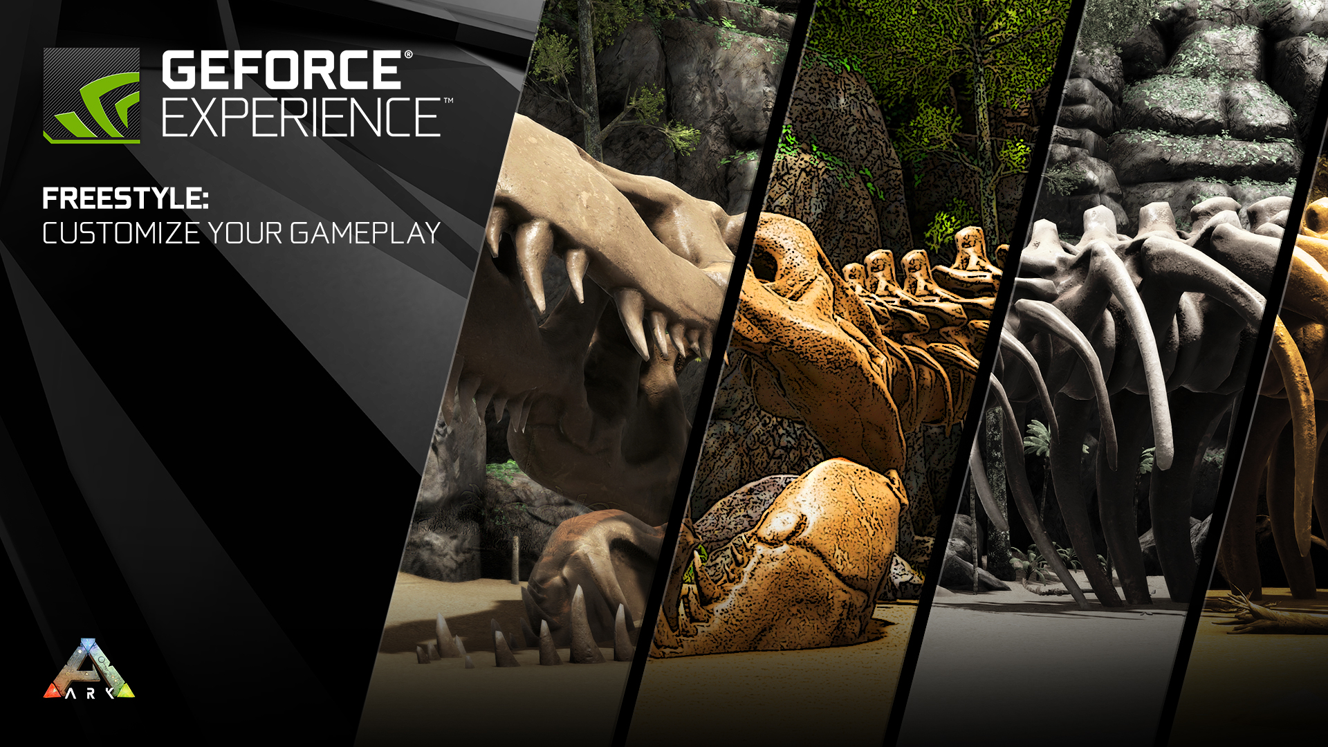 GeForce Experience Nvidia CES 2018