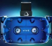 HTC Vive Pro CES 2018